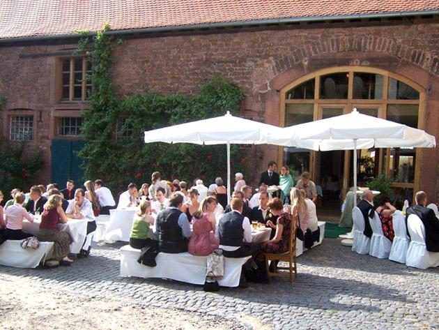 Heiraten auf Gut Hühnerhof - Gutsschänke Gut Hühnerhof